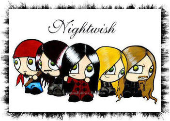 .::Nightwish::. by Rimfrost