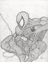 Spiderman by Graphitestreak