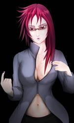 Karin by flangeloni