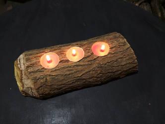 little yule log by Draupnir-666