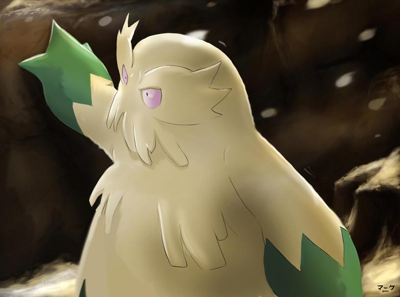 Pokemon: Abomasnow by mark331