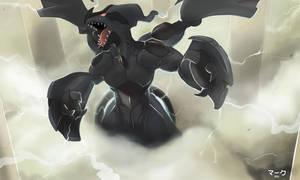 Pokemon: Zekrom by mark331