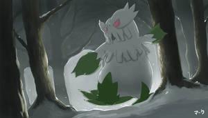 Pokemon: Abomasnow 2 by mark331