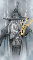 +Gandalf+ by Vegetka