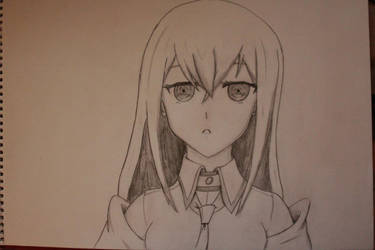 Kurisu Makise by Skycells