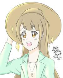 Happy Birthday Kotori! by Skycells