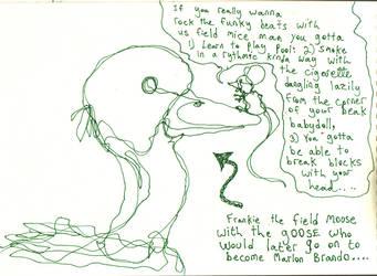 fool's goose by elpajo