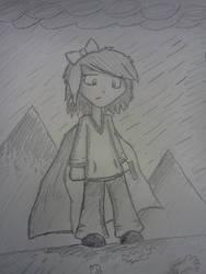 Reiko -Commando Kid- (Hopefully Final) by TheAliami