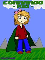 Reiko (Commando Kid) by TheAliami