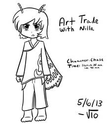 Nilla's Chase! by TheAliami