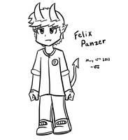 Felix Panzer! by TheAliami