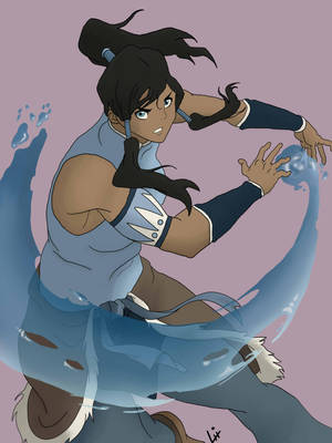 Korra by Happy-Pappy
