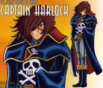 JLAnime 2: Harlock by ninjatron