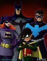 Batman by ninjatron