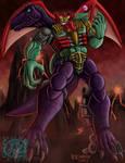 Magmatron by ninjatron