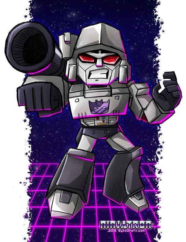 SD Megatron by ninjatron