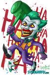 WILDCARD - Joker by ninjatron