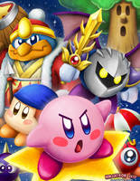 Kirby by ninjatron
