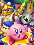 Kirby by ninjatron