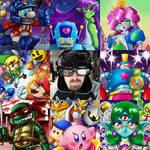 Art vs Artist 2018 by ninjatron