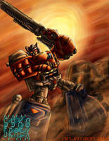 Powermaster Optimus Prime by ninjatron