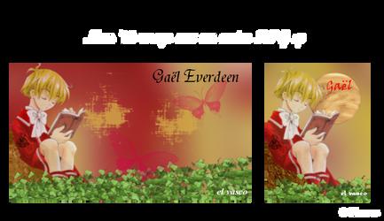 Kit Gael Everdeen by El-Vasco