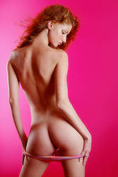 Solitary Pink by mobiusco-photo