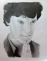 Sherlock by OrangeBeuzz