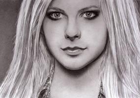 Avril Lavigne by KLSADAKO