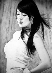 Hwang Mi Hee - WHITE LIGHT by KLSADAKO