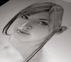 22nd Drawing 09 WIP3 by KLSADAKO