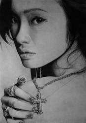 Aya Ueto 4th by KLSADAKO