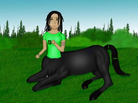 The Black Lady by nerwen-wilwarin