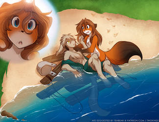 First Sight by Twokinds