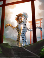 Rainshower by Twokinds