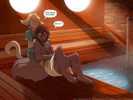 Spa Day Backrub by Twokinds