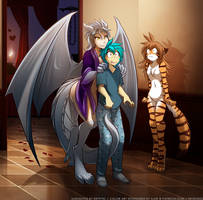 Norage a trois by Twokinds