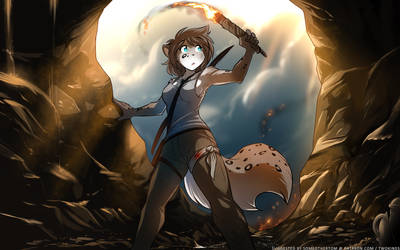 Tomb Raider Kathrin by Twokinds