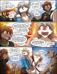 Tail Teasing by Twokinds