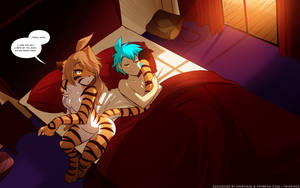 Tail Trapped by Twokinds