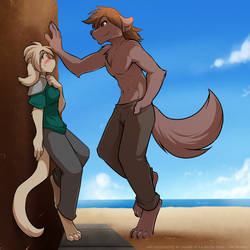 Natani Keith Swap by Twokinds