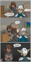 Fetch the Stick by Twokinds