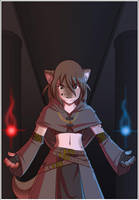 Kathrin: The Archmage by Twokinds