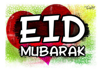 Eid Card by muslimz