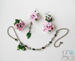 Nature's Joy - jewelry set by ALINAFMdotRO