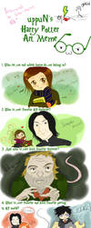 Harry Potter Meme! by Hika-chanx3