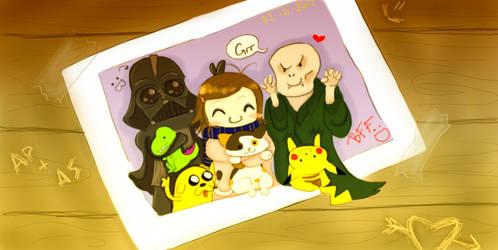 Group photo! by Hika-chanx3