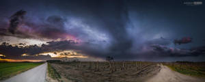 Freaky weather in early April by NorbertKocsis