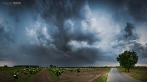 Kecel for sliding cell thunderstorm by NorbertKocsis