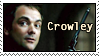 SPN - Crowley stamp by nezukuro